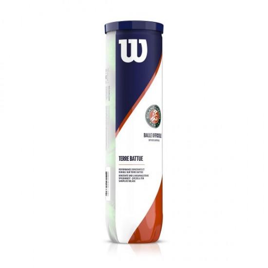 Тенис топки Wilson Roland Garros CLAY COURT 4