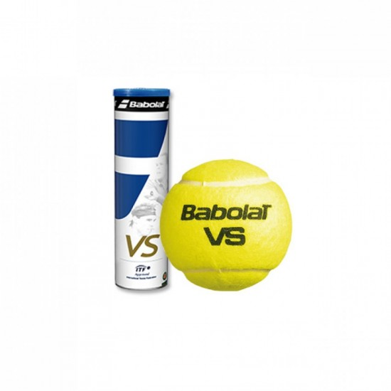 Тенис топки Babolat VS x4