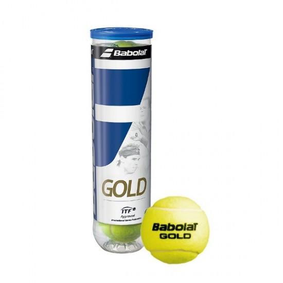 Тенис топки Babolat Gold Pet x4