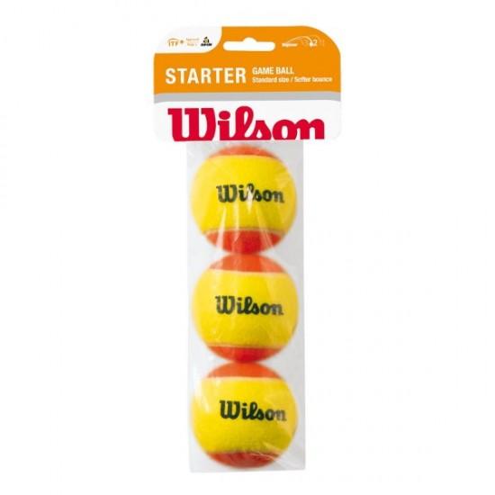 Тенис топки Wilson Starter Game Balls