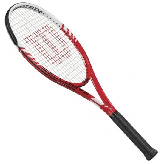 Тенис ракета Wilson Exclusive Hybrid Red