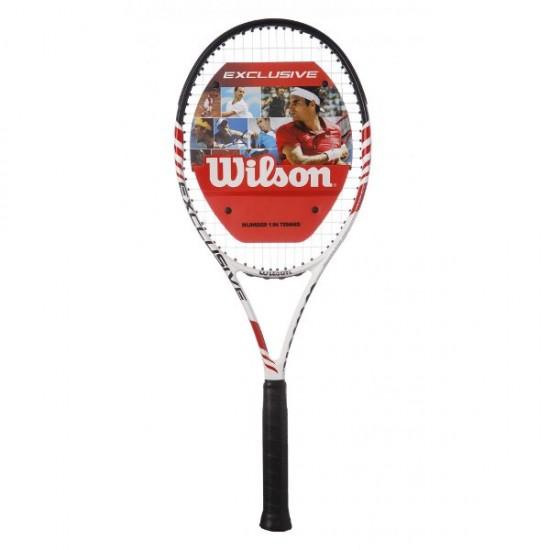 Тенис ракета Wilson Exclusive Red