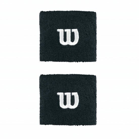 Накитник Wilson Wristband Black