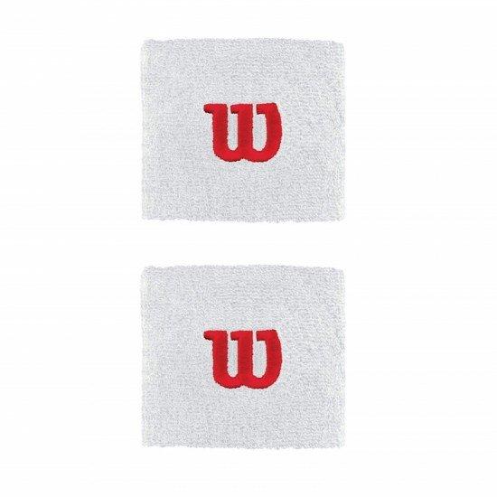 Накитник Wilson Wristband White