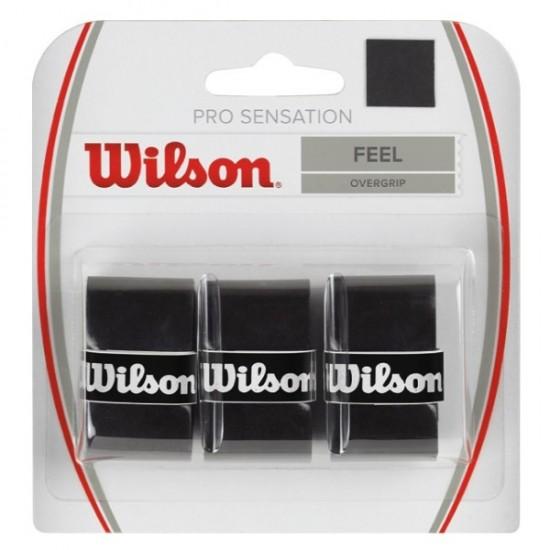 Покривен грип Wilson PRO Overgrip Sensation x3