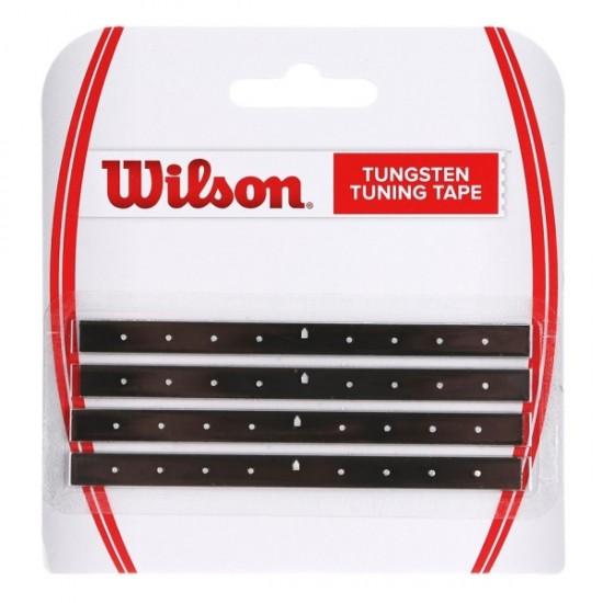 Тежести за тенис ракета Wilson Tungsten Tuning Tape
