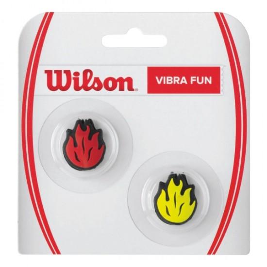 Антивибратор Wilson Vibra Fun Flames