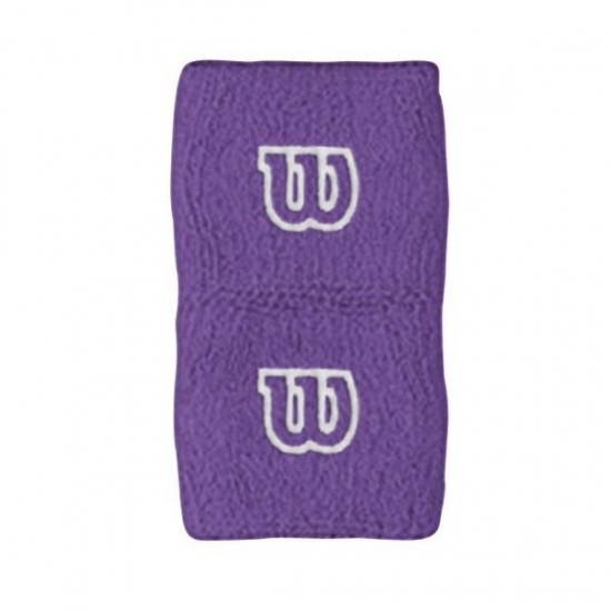 Накитник Wilson W® Wristband Pink