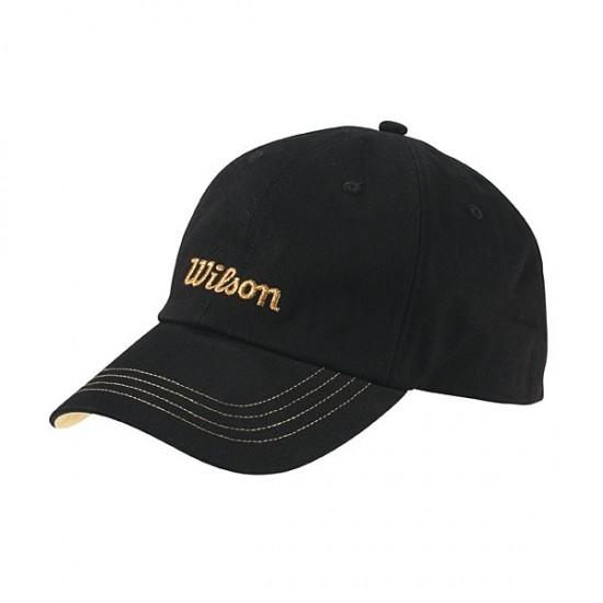 Шапка Wilson Tour Cap Black