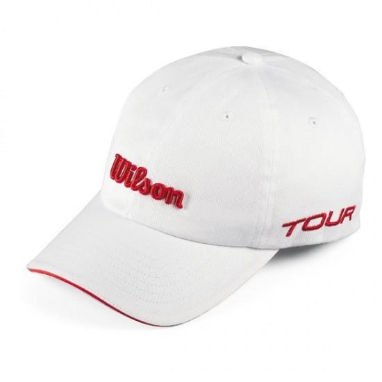 Шапка Wilson Tour Cap II White