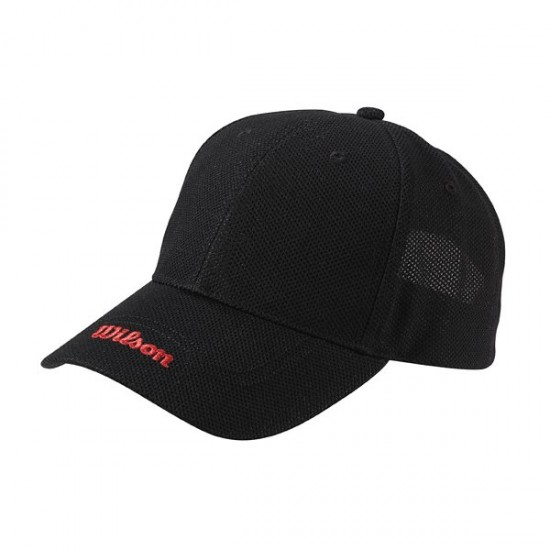 Шапка Wilson Summer Cap Black