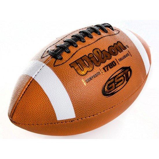 Топка за американски футбол Wilson GST Composite