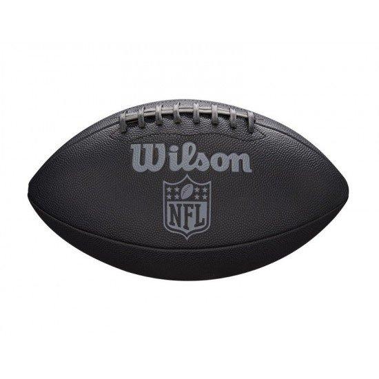 Топка за американски футбол Wilson NFL Jet Black