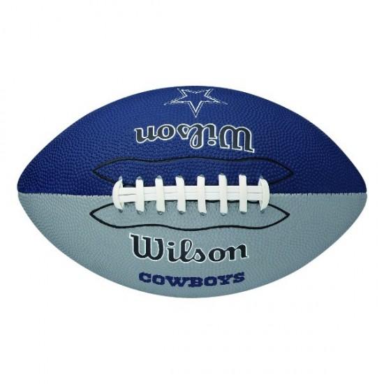 Топка за американски футбол Wilson NFL Dallas Cowboys