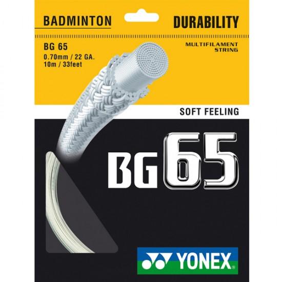 Корда за бадминтон Yonex BG65