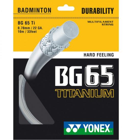 Корда за бадминтон Yonex BG65 Ti