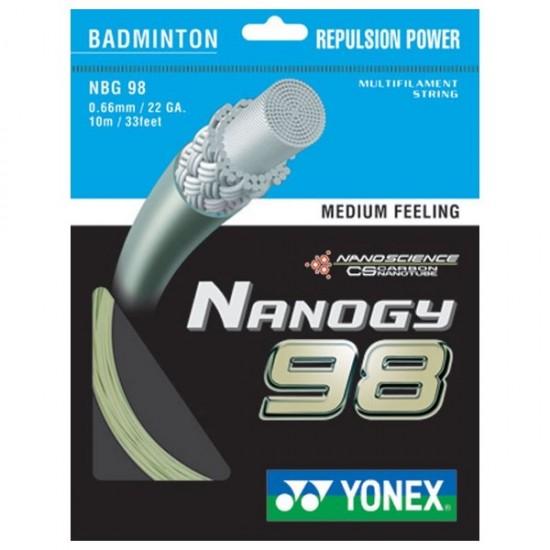Корда за бадминтон Yonex Nanogy 98