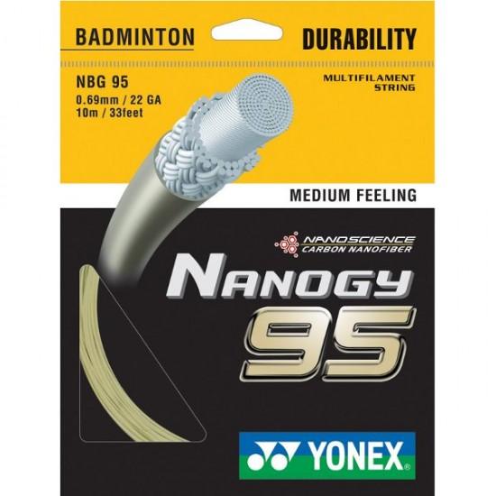 Корда за бадминтон Yonex Nanogy 95