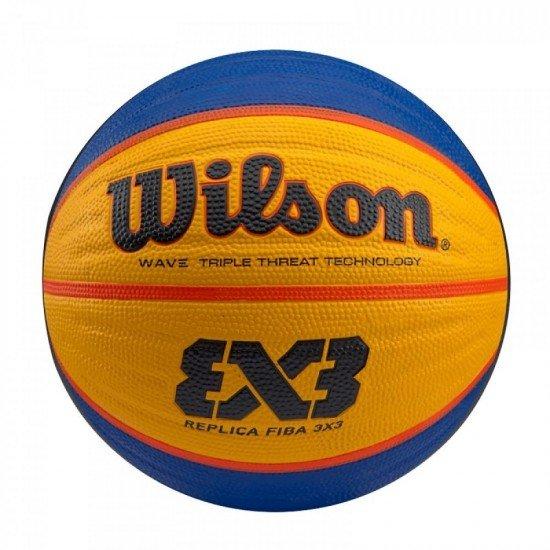 Баскетболна топка Wilson Fiba 3x3 replica