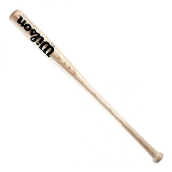 Дървена бата за бейзбол Wilson Junior