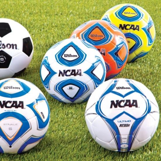 Футболна топка Wilson NCAA Copia Premium