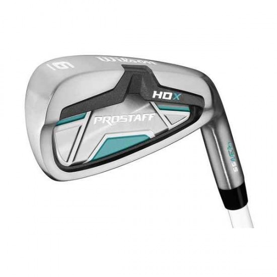 Дамски голф комплект Wilson PRO STAFF HDX Graphite Irons