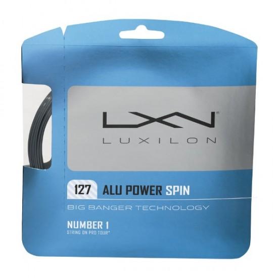 Тенис корда Luxilon ALU Power 127 Spin