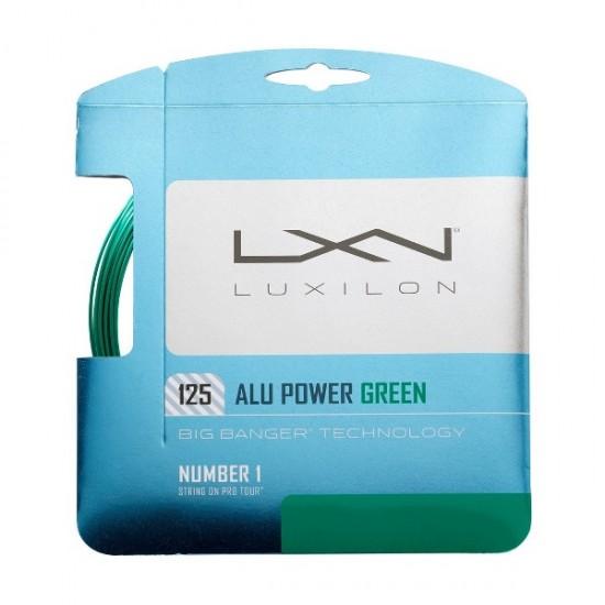 Тенис корда Luxilon ALU Power Green