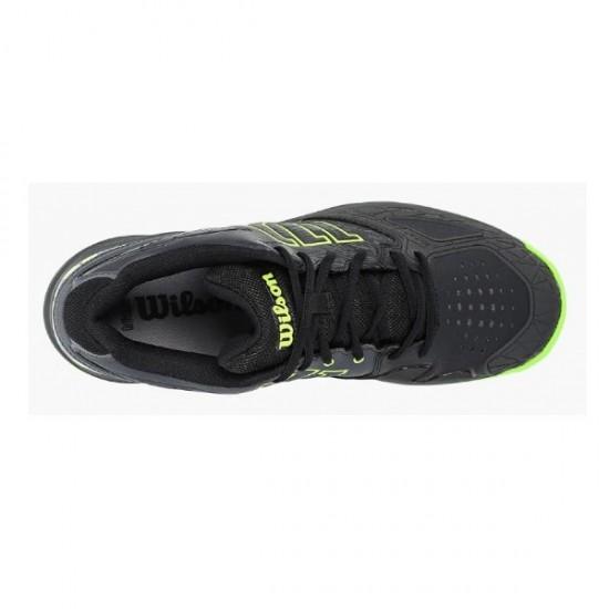 Мъжки маратонки за тенис Wilson KAOS COMP 2.0 BK/EBONY/GREEN