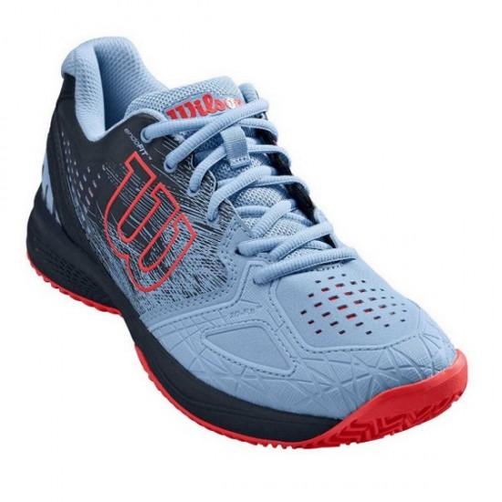 Дамски маратонки за тенис Wilson KAOS COMP 2.0 W PLACID BLUE