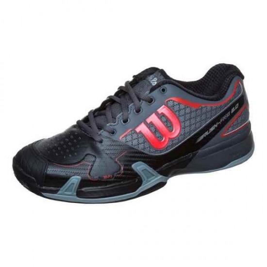 Мъжки маратонки за тенис Wilson RUSH PRO 2.0 Clay Court BK/CLD