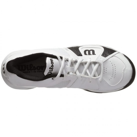 Мъжки маратонки за тенис Wilson Rush Open White/Black