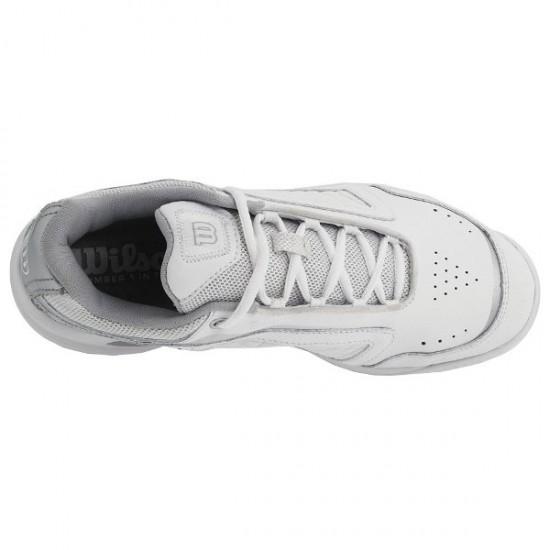 Дамски маратонки за тенис Wilson Pro Staff Victress White/Silver