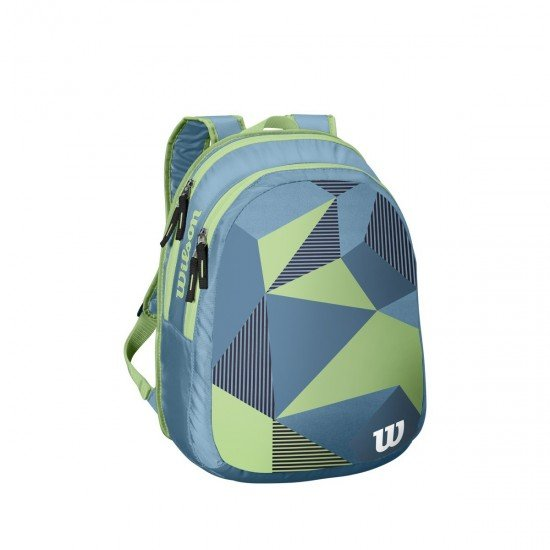 Детска раница Wilson Backpack - Blue Green