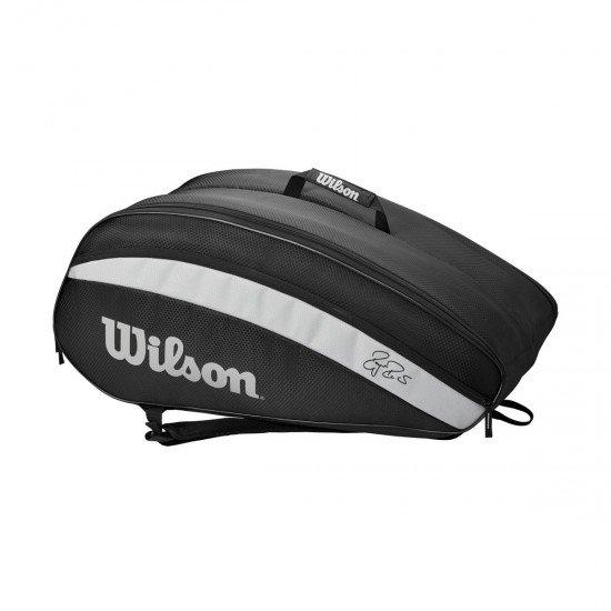 Термобег Wilson Roger Federer 12 Pack Bag