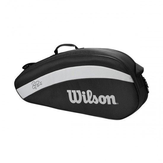 Термобег Wilson Roger Federer 3 Pack Bag