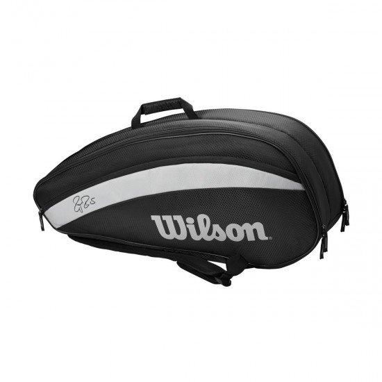 Термобег Wilson Roger Federer 6 Pack Bag