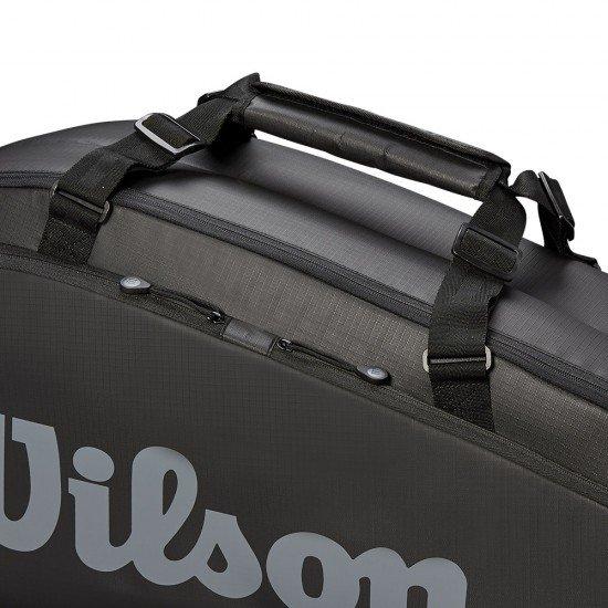 Термобег Wilson Tour 3 Comp 6 Bag BLACK/GREY
