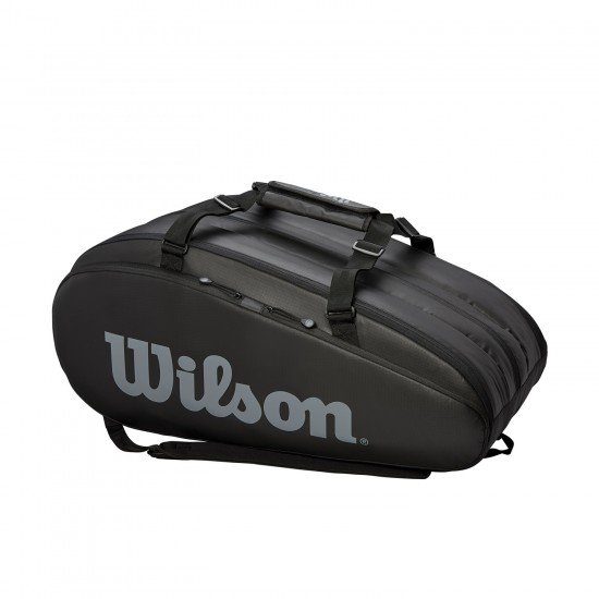 Термобег Wilson Tour 3 Comp 15 Bag BLACK/GREY