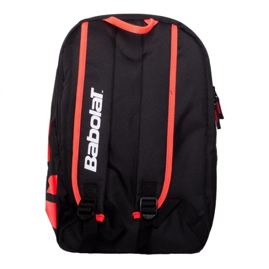 Раница Babolat Club Black Fluo Red