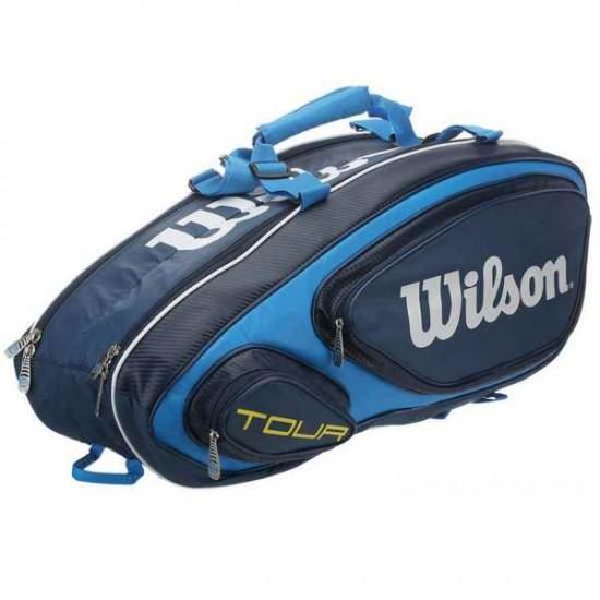 Термобег Wilson Tour V 9 pack blue