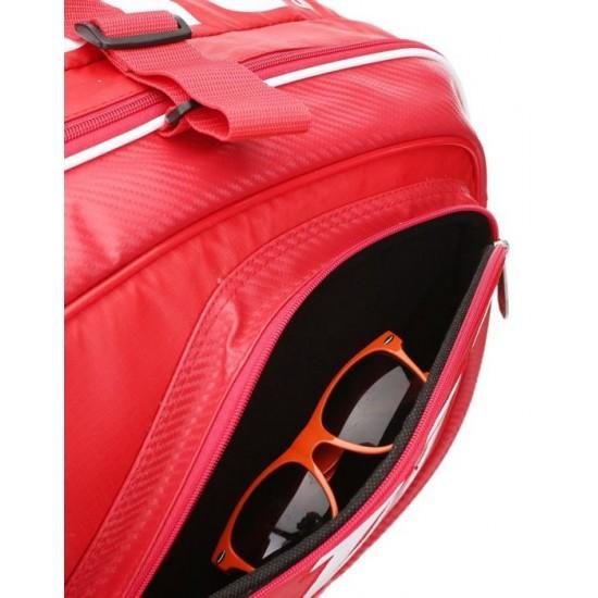 Термобег Wilson Tour V 15 pack red