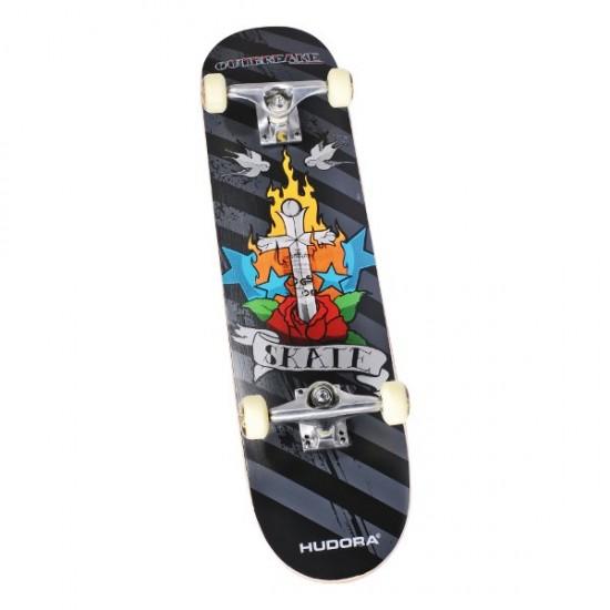 Скейтборд Hudora Sword ABEC 5