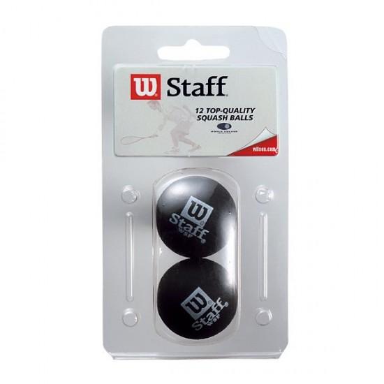 Топчета за скуош Wilson Staff Squash Balls x2