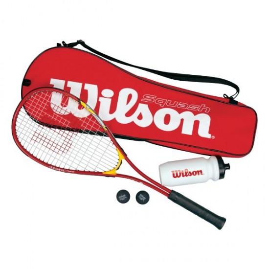 Комплект за скуош Wilson Hyper Team