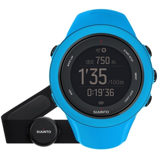 Suunto Ambit3 Sport Blue (HR)