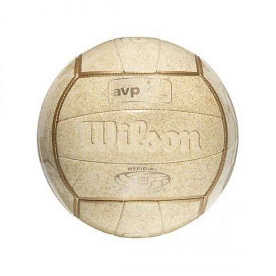 Топка за плажен волейбол Wilson AVP Sand