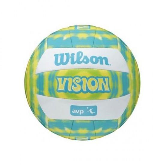 Топка за плажен волейбол Wilson AVP Vision
