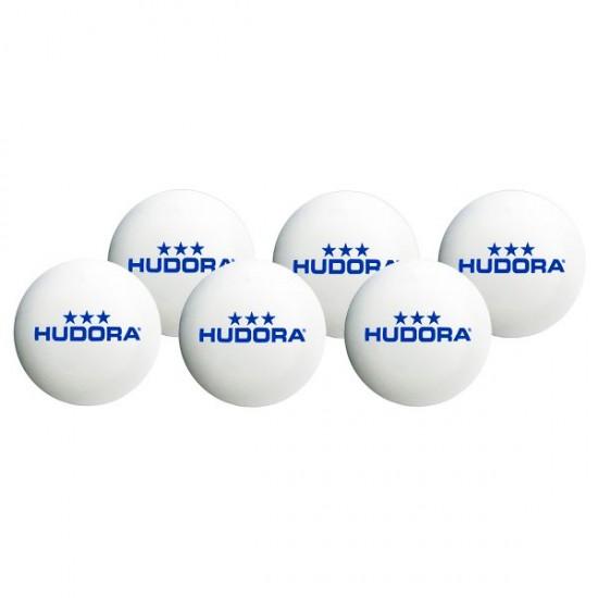 Топчета за тенис на маса Hudora 3 Star
